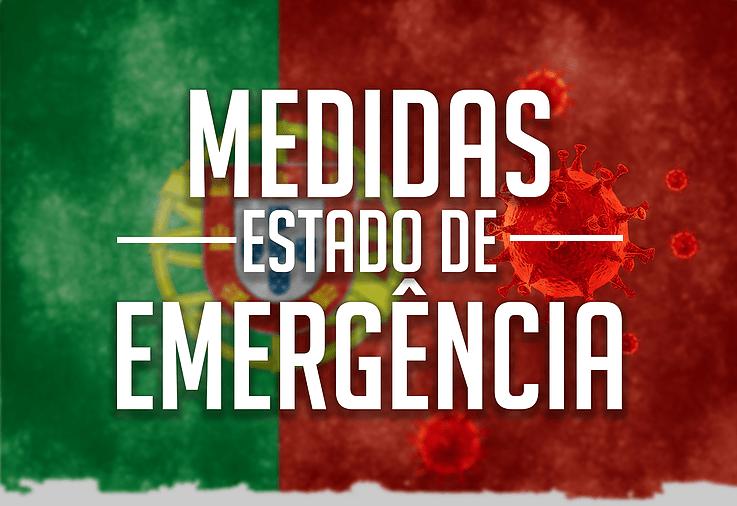 Governo aprova medidas para vigorar ao abrigo da declaração de Estado de Emergência