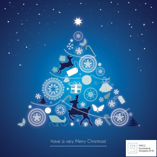 A PMCG, Sociedade de Advogados, deseja a todos um Santo Natal e Próspero Ano Novo